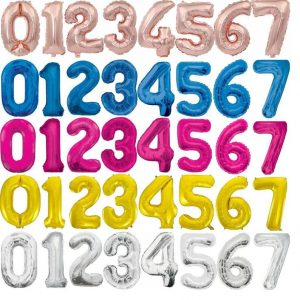 foil numbers